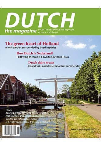 Dutch 2012 07 08 cover with Kockengen bridge