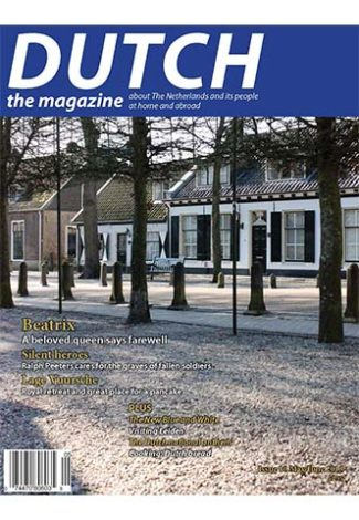 Dutch 2013 05 06 cover with Lage Vuursche