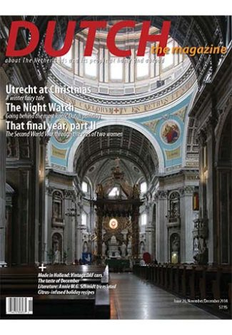 Dutch 2014 11 12 cover with Basilica interior