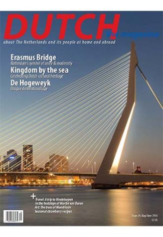 Dutch 2016 05 06 cover with Erasmus Bridge