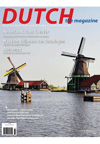 Dutch 2017 03 04 cover with Zaanse Schans windmills