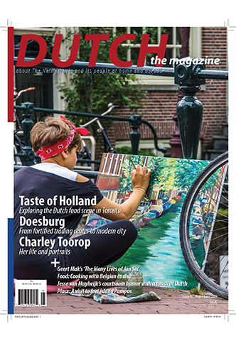 Dutch 2019 05 06 cover with Street Art