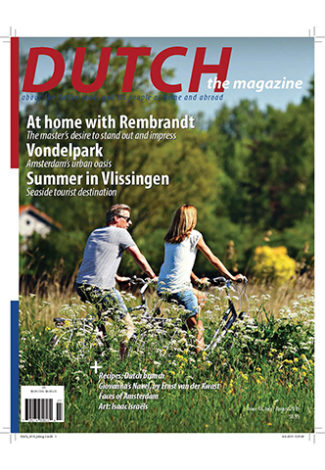Dutch 2019 07 08 cover with Bikers